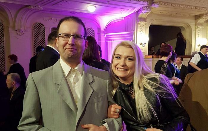 ples Harmonie v Karlových Varech 2018