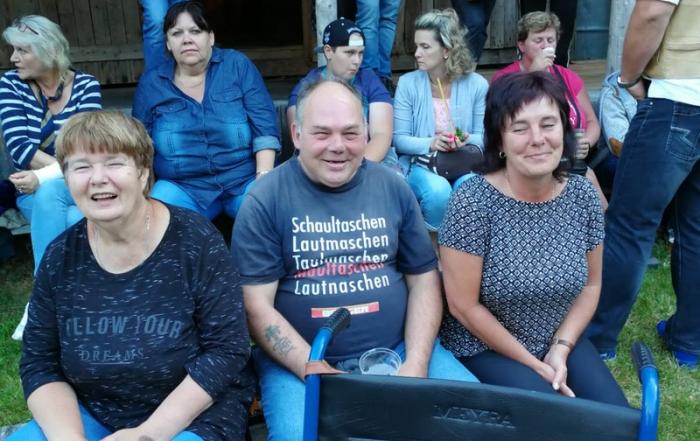 country ve Vysoké Peci 2018 Domov Rudné u Nejdku
